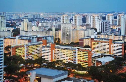 Singapore Heartlands