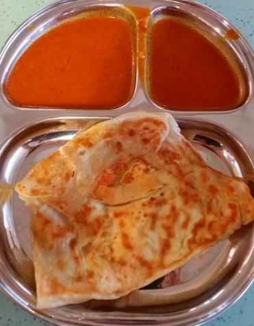 Singapore Hawker Centre Food Sampling Tasting Tours Roti Prata